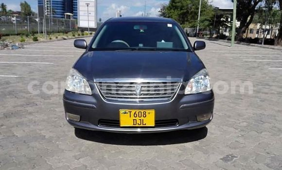 Buy Used Toyota Premio Blue Car in Dar es Salaam in Dar es Salaam