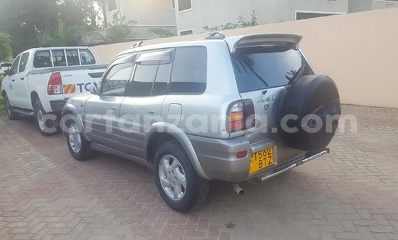 Buy Used Toyota RAV4 Silver Car in Dodoma in Dodoma