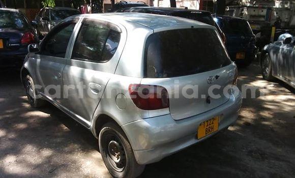 Buy Used Toyota Vitz Silver Car in Dar es Salaam in Dar es Salaam