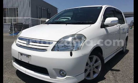 Buy Used Toyota Raum White Car in Dar es Salaam in Dar es Salaam