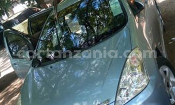 Buy Used Toyota Wish Silver Car in Dar es Salaam in Dar es Salaam