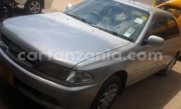 Buy Used Toyota Carina Silver Car in Dar es Salaam in Dar es Salaam