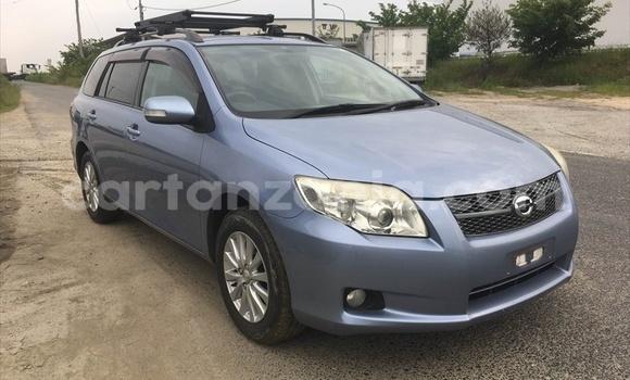 Buy Used Toyota Corolla Blue Car in Dar es Salaam in Dar es Salaam