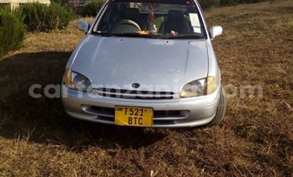Buy Used Toyota Starlet Silver Car in Iringa in Iringa
