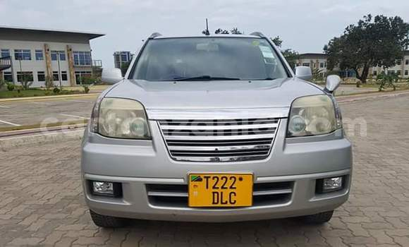 Buy Used Nissan X–Trail Silver Car in Dar es Salaam in Dar es Salaam