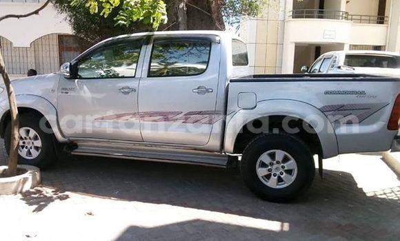 Buy Used Toyota Hilux Silver Car in Dar es Salaam in Dar es Salaam