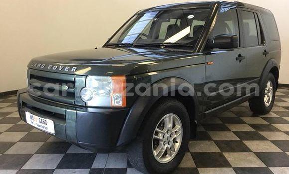 Buy Used Land Rover Discovery Green Car in Dar es Salaam in Dar es Salaam