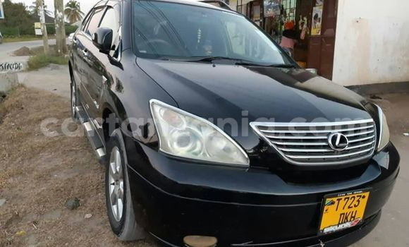 Buy Used Lexus RX 330 Black Car in Dar es Salaam in Dar es Salaam