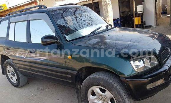 Buy Used Toyota RAV4 Green Car in Dodoma in Dodoma
