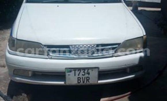 Buy Used Toyota Caldina White Car in Dar es Salaam in Dar es Salaam