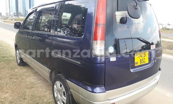 Buy Used Toyota Noah Blue Car in Dar es Salaam in Dar es Salaam