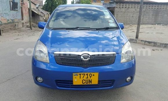 Buy Used Toyota Spacio Blue Car in Dar es Salaam in Dar es Salaam