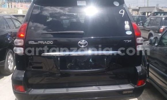 Buy Used Toyota Land Cruiser Prado Black Car in Dar es Salaam in Dar es Salaam