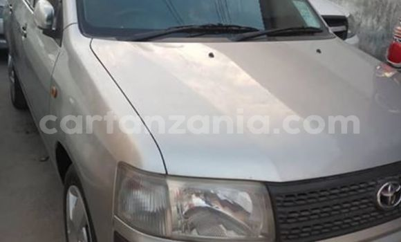 Buy Used Toyota Probox Silver Car in Dar es Salaam in Dar es Salaam