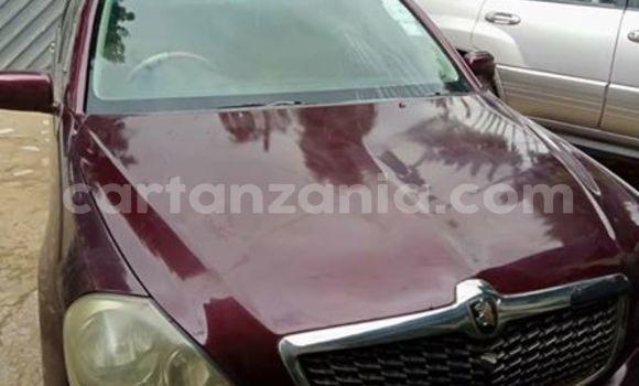 Buy Used Toyota Brevis Red Car in Dar es Salaam in Dar es Salaam