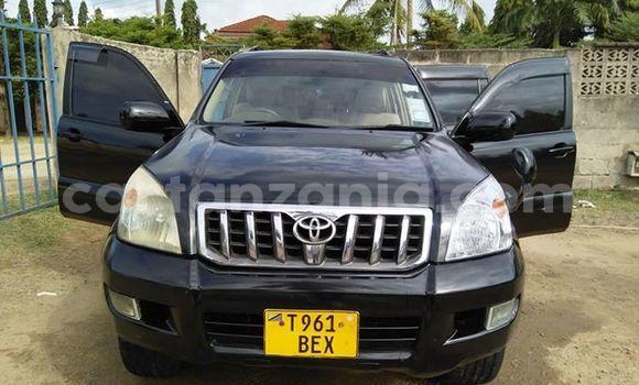 Buy Used Toyota Land Cruiser Prado Black Car in Dar es Salaam in Dar es Salaam