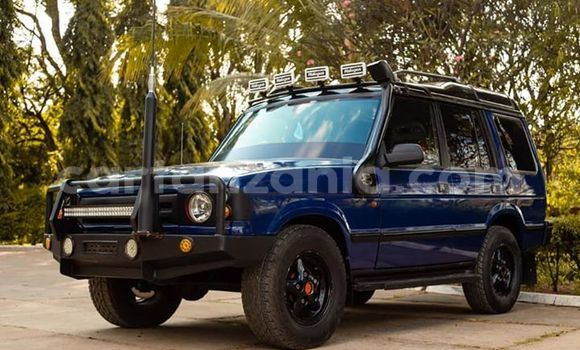 Buy Used Land Rover Discovery Blue Car in Dar es Salaam in Dar es Salaam