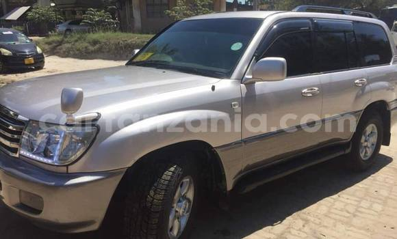 Buy Used Toyota Land Cruiser Silver Car in Dar es Salaam in Dar es Salaam