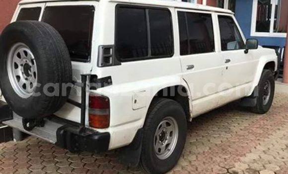 Buy Used Nissan Patrol White Car in Dodoma in Dodoma