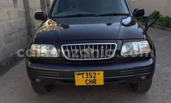 Buy Used Suzuki Escudo Black Car in Dar es Salaam in Dar es Salaam