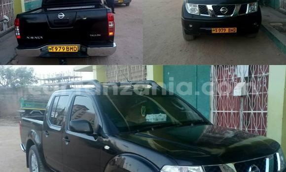 Buy Used Nissan Navara Black Car in Dar es Salaam in Dar es Salaam