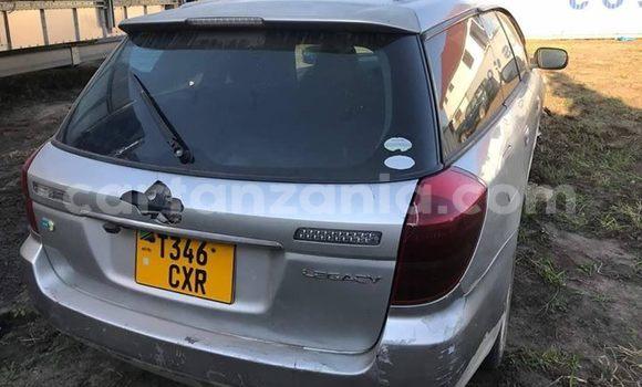Buy Used Subaru Legacy Silver Car in Dar es Salaam in Dar es Salaam