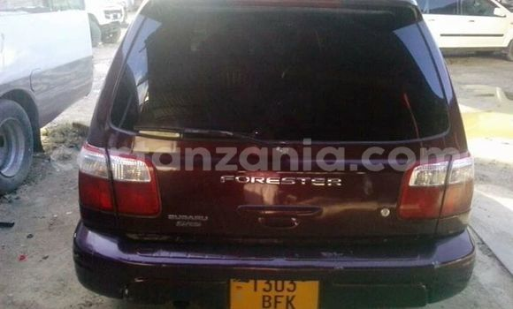 Buy Used Subaru Forester Red Car in Dar es Salaam in Dar es Salaam