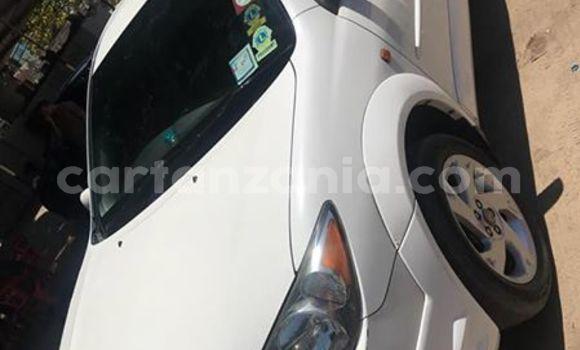 Buy Used Toyota Voltz White Car in Dar es Salaam in Dar es Salaam