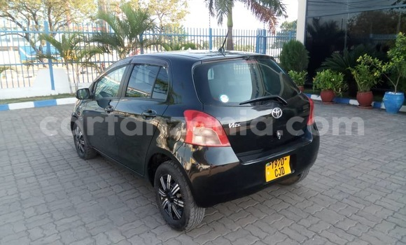 Buy Used Toyota Vitz Black Car in Dar es Salaam in Dar es Salaam