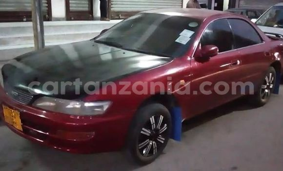 Buy Used Toyota Carina Red Car in Dar es Salaam in Dar es Salaam