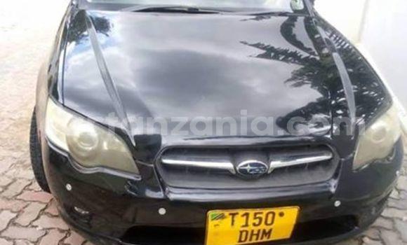 Buy Used Subaru Legacy Black Car in Dar es Salaam in Dar es Salaam