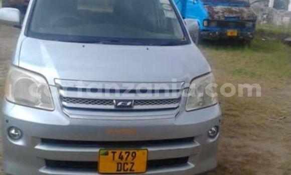 Buy Used Toyota Noah Silver Car in Dar es Salaam in Dar es Salaam