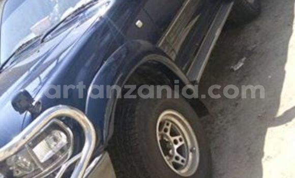 Buy Used Toyota Land Cruiser Blue Car in Dar es Salaam in Dar es Salaam