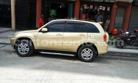 Buy Used Toyota RAV4 Beige Car in Dar es Salaam in Dar es Salaam