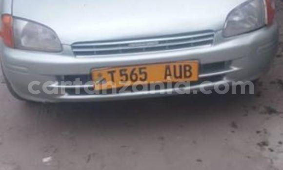 Buy Used Toyota Starlet Silver Car in Dar es Salaam in Dar es Salaam