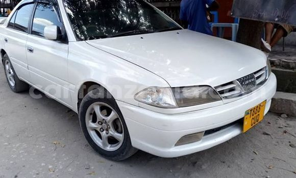 Buy Used Toyota Corolla White Car in Dar es Salaam in Dar es Salaam
