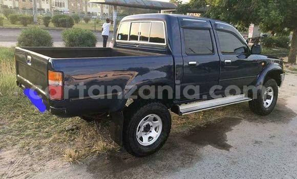 Buy Used Toyota Hilux Blue Car in Dar es Salaam in Dar es Salaam