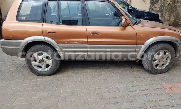 Buy Used Toyota RAV4 Brown Car in Dar es Salaam in Dar es Salaam