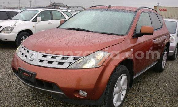 Buy Used Nissan Murano Brown Car in Dar es Salaam in Dar es Salaam