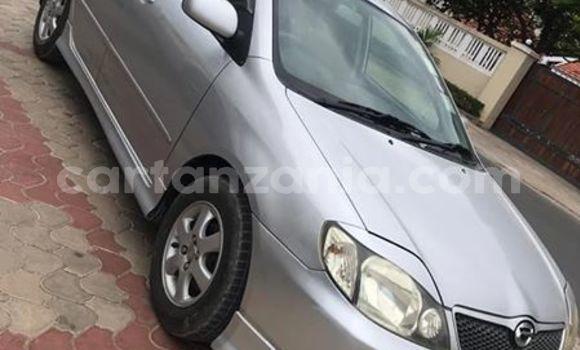 Buy Used Toyota Runx Silver Car in Dar es Salaam in Dar es Salaam