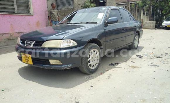Buy Used Toyota Carina Black Car in Dar es Salaam in Dar es Salaam
