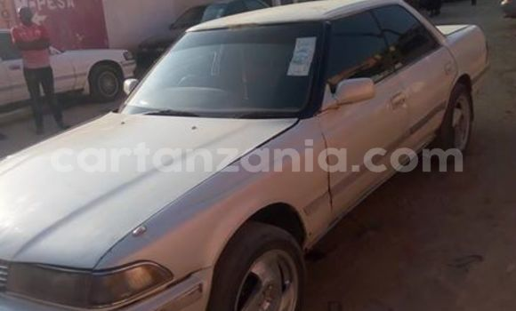 Buy Used Toyota Mark II Silver Car in Iringa in Iringa