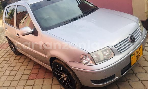 Buy Used Volkswagen Polo Silver Car in Dar es Salaam in Dar es Salaam