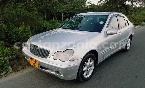 Buy Used Mercedes Benz C–Class Silver Car in Dar es Salaam in Dar es Salaam