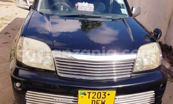 Buy Used Nissan X–Trail Black Car in Dar es Salaam in Dar es Salaam