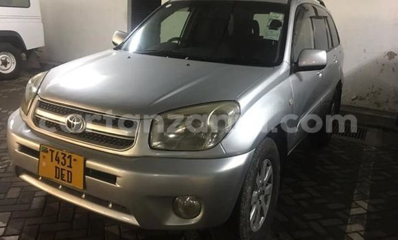 Buy Used Toyota RAV4 Silver Car in Dar es Salaam in Dar es Salaam
