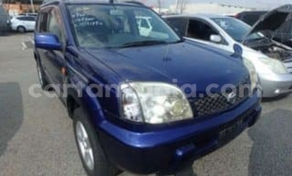 Buy Used Nissan X–Trail Blue Car in Dar es Salaam in Dar es Salaam