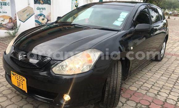 Buy Used Toyota Caldina Black Car in Dar es Salaam in Dar es Salaam