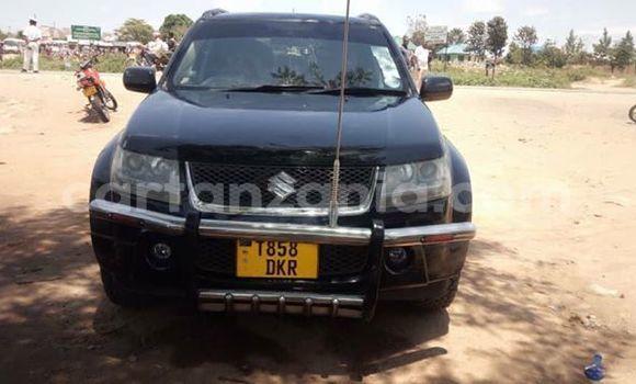 Buy Used Suzuki Grand Vitara Black Car in Geita in Geita