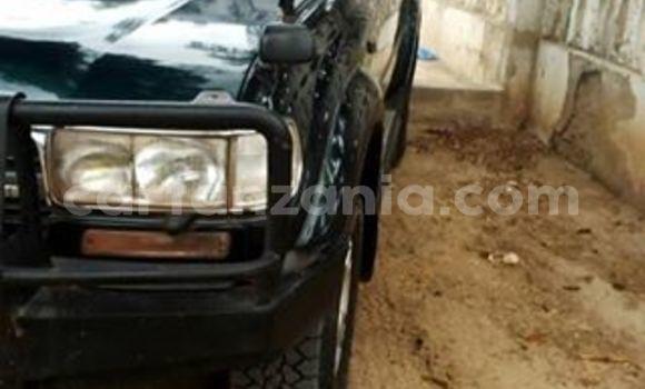 Buy Used Toyota Land Cruiser Black Car in Dar es Salaam in Dar es Salaam